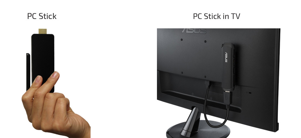 PC sticks