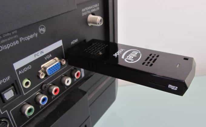 PowerSignage Player in TV