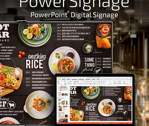 PowerPoint to Digital Signage Guide